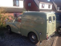 Triumph66's Morris Minor Van