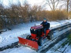Christian Plowing