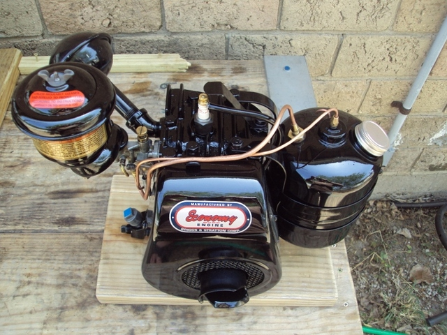 My Old Briggs Engines - Stationary Gas Powered Machines - My Old ...
