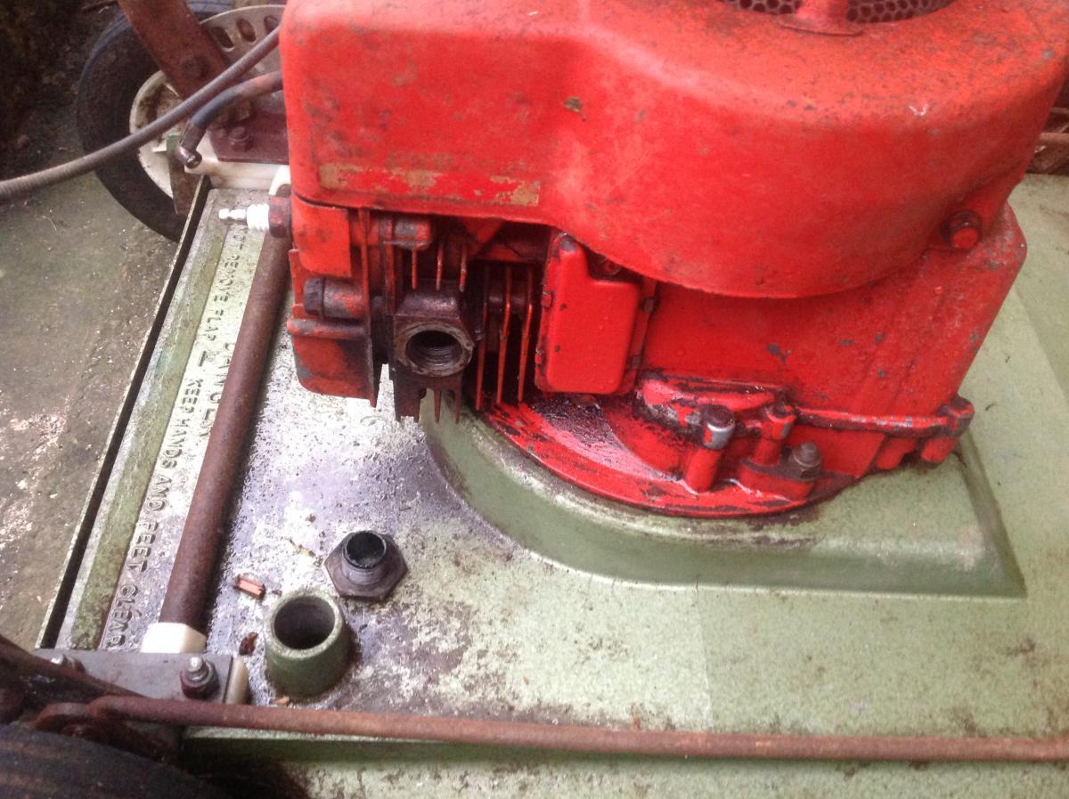 Lawn Mower Air Filter Part 581 988s : Hayter hayterette pedestrian operated machines my old