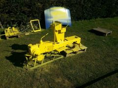 image cubcadet being sprayed