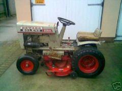 Iain's tractors