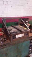 Lorry battery box 2