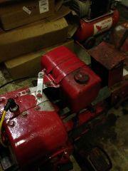 lawn ranger (temporary fuel tank mounts)