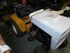 Bolens tractors